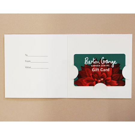 £50 Red Dahlia Design Gift Card - image 3